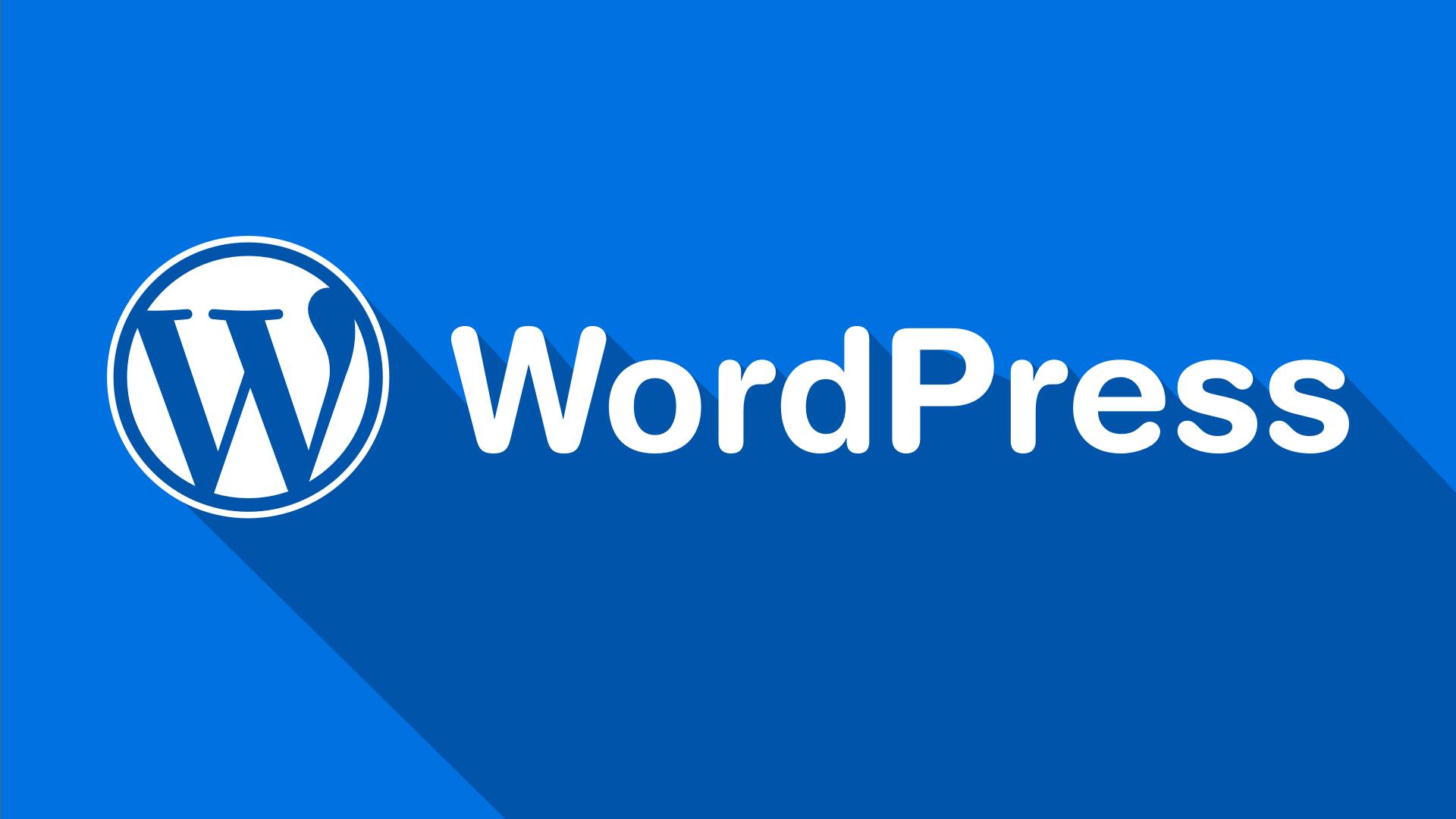 creare un sito web con wordpress