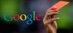 sito bannato da google