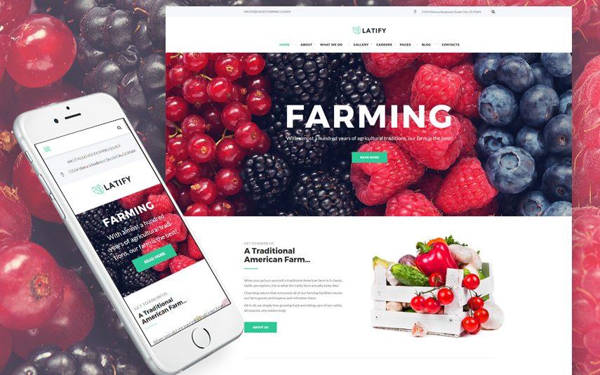 Creazione Siti Web Agricoltura