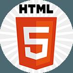 template siti html