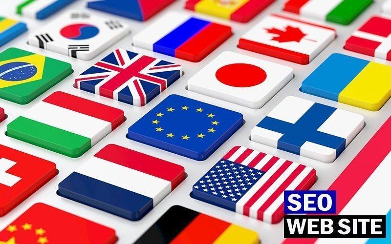 SEO per siti web multilingua