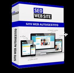 creazione sito web autogestito