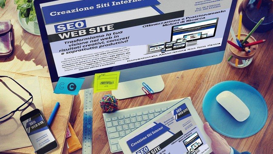 Realizzare siti internet