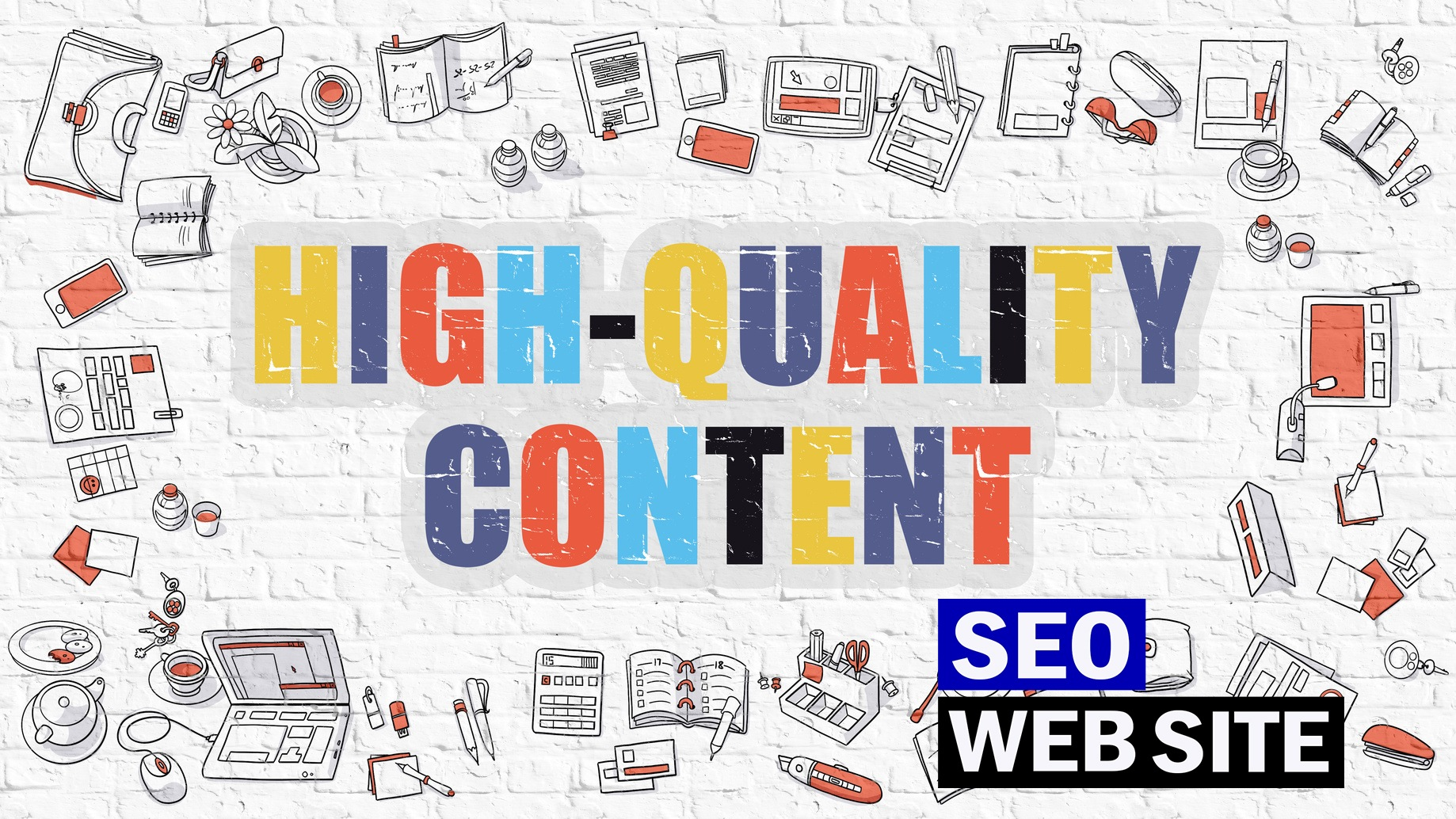 Contenuti e testi di qualità per il sito web